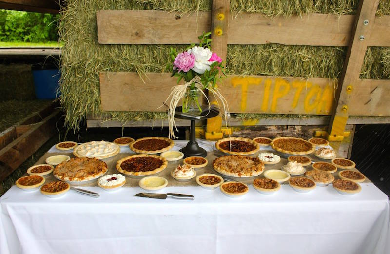 Buttermilk Sky Pie wins on Cooking Channel competition