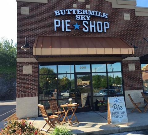 Buttermilk Sky opens in Johnson City, Tennessee.